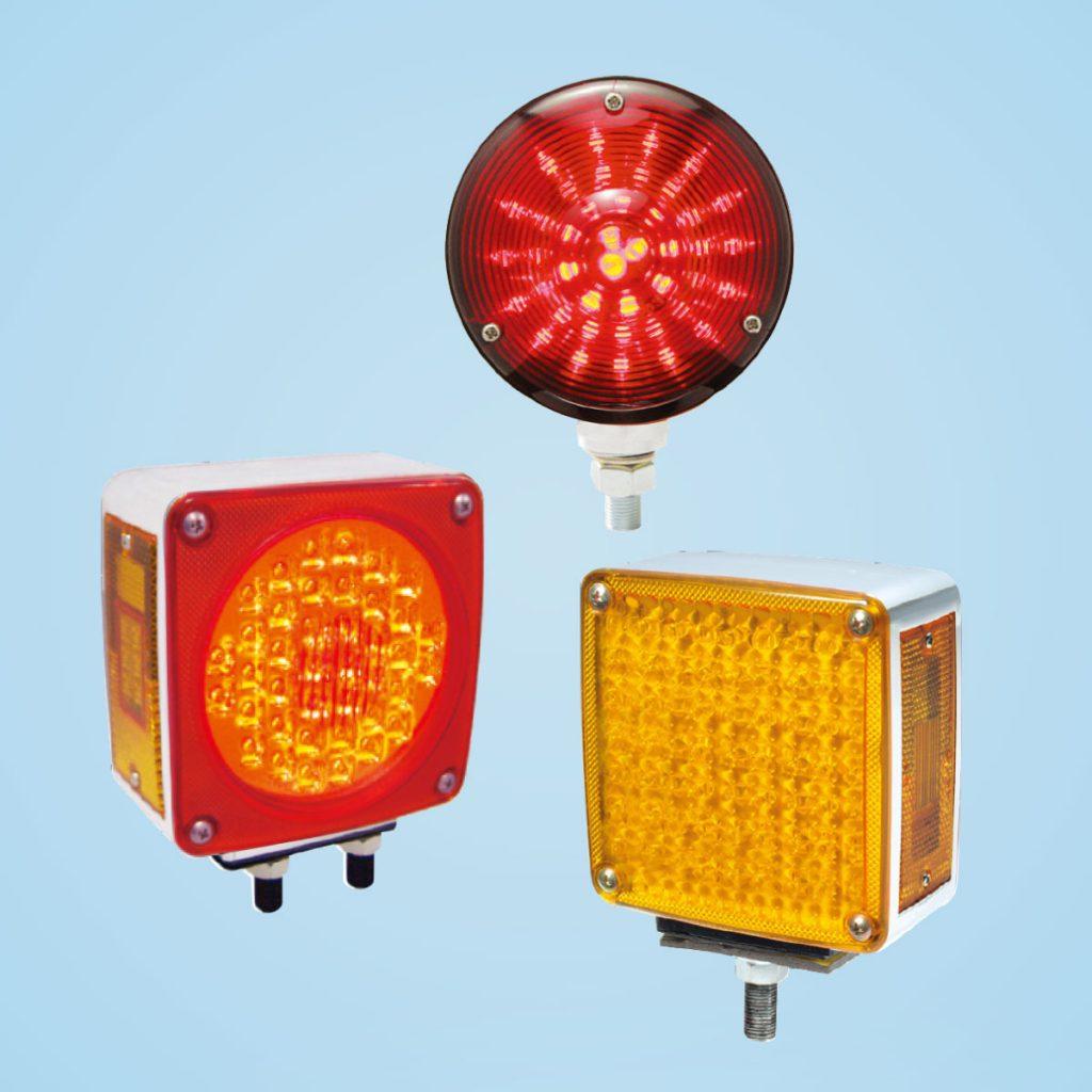 Double-Face Signal Light